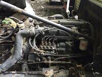 Renault midlum engine 2002 150 Bhp perfect runner £850