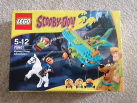 Lego Scooby Doo 75901