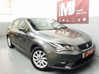 2013 SEAT LEON 1.6 TDI SE ** NEW MODEL ** FREE TAX