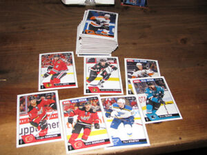 81 cartes de hockey opc 2016-17