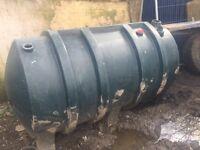 1000 ltr oil or diesel tank for sale £125