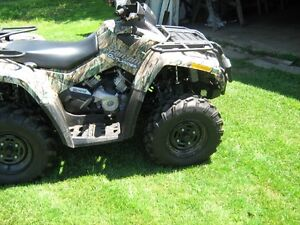 Brand new Can am xt