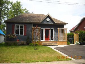 Maison à vendre St-Paul-de-l'île-aux-Noix