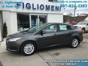 2016 Ford Focus SE  - $139.84 B/W - Low Mileage