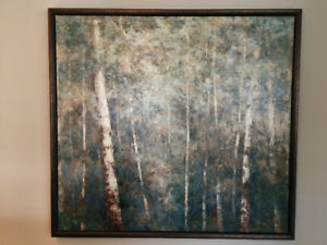 Tree / Forest Painting - Large