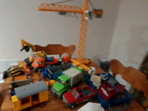 Playmobil construction set