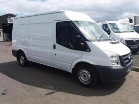 Ford Transit 2.2TDCi Duratorq 280M ( Med Roof ) Van** Ex Council 38k miles**