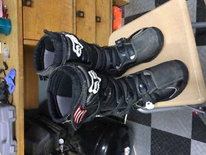 bottes motocross moto-cross