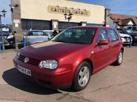 1999 VOLKSWAGEN GOLF 2.0 GTI 5D 114 BHP