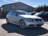 2008 BMW 3 Series 2.0 320d M Sport Touring 5dr