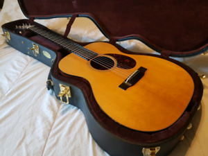 Martin OM 18 V 2006 Vintage Series top of the line Mahagany OM