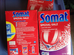 Somat dishwasher salt