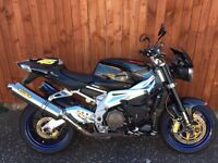 Aprilia rsvr touno best cash offer