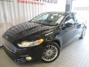 2016 Ford Fusion SE ECOBOOST AWD