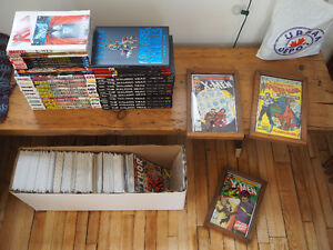Comic Collection For Sale, Rare Issues, Hardcovers, and TPBs