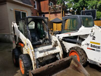 BOBCAT AND SKILLED OPERATOR AVAILABLE / GREAT RATES