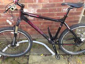Carrera great second hand bike
