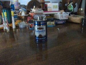 Novelty Lighter Labatts Blue Kawartha Lakes Peterborough Area image 2