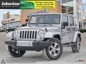 2018 Jeep Wrangler Unlimited Sahara 4x4  - Navigation - $164.85