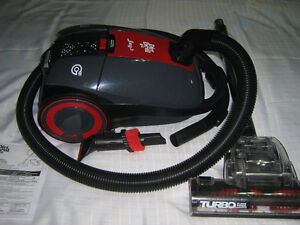 Dirt Devil Jag 3 Vacuum and Back Pack Vacuum
