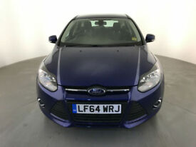 2014 64 FORD FOCUS ZETEC TDCI DIESEL 1 OWNER SERVICE HISTORY FINANCE PX WELCOME