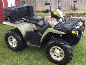 2005 Polaris Sportsman 500HO ATV