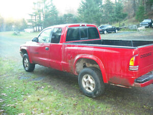 1999 Dodge Dakota sport 4x4