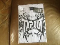 TAPOUT t shirts
