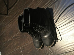 Riding boots girls size 1
