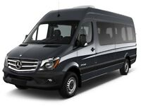 Mercedes Passenger Van for rent