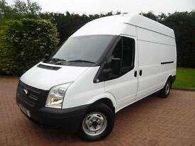 2013/63 Ford Transit T350 2.2TDCi 125PS LWB PANEL VAN