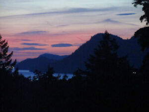Land for sale on Pender Island, BC