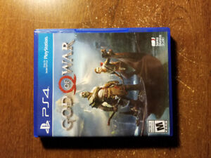 God of War (2018) Mint Condition
