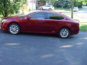 2013 Lexus ES 300h Sedan -NAVIGATION - LEATHER SEATS