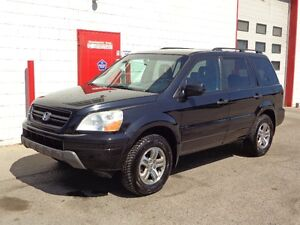 2003 Honda Pilot EX ~ Leather ~ 7 passenger ~ $5999