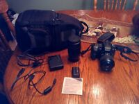 Sony Alpha A200 DSLR For Sale
