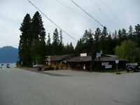 turn-key operation for sale on Kootenay Lake, BC