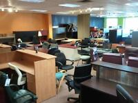 NEW & USED OFFICE FURNITURE