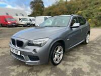 2012 BMW X1 2.0 XDRIVE20D M SPORT 5d 174 BHP Auto Estate Diesel Automatic