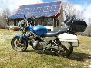 Honda CB1 1990 400cc motorcycle moto