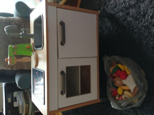 Ikea Play Kitchen with play food