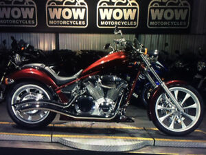 2011 Honda Fury - Low Miles and Excellent Condition.