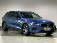 2019 Volvo V60 2.0 T5 [250] R DESIGN Plus 5dr Auto ESTATE Petrol Automatic