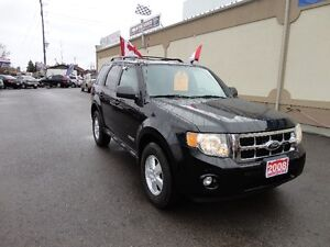 2008 Ford Escape XLT SUV, Crossover E-TESTED& CERT