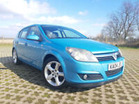 Vauxhall/Opel Astra 1.8i 16v AutoMatic 2004.5 Doors Hatchback SRi, F/S/H.