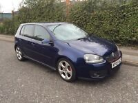 *** 2005 VW GOLF GTI 2.0 TFSI FULL SERVICE HISTORY SAT NAV SCREEN*** £2999! *WARRANTIES*