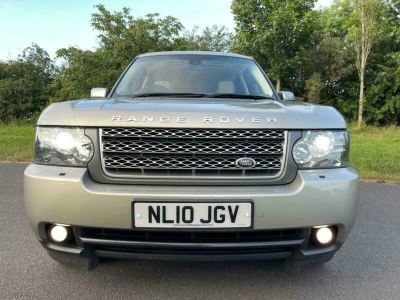 Land Rover Range Rover 3.6 TDV8 ( 275 bhp ) VOGUE *** SUPER LOW MILES F.S.H ***