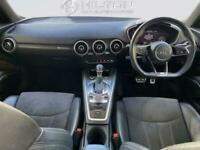 2015 Audi TT 2.0 TFSI QUATTRO S LINE 2d 227 BHP Coupe Petrol Automatic