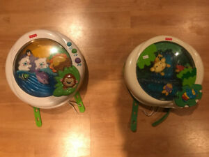 Fisher Price Baby Aquariums