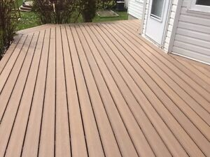 Decks, Fences, Stairs Wood, Composite or Concrete landscaping Kingston Kingston Area image 7